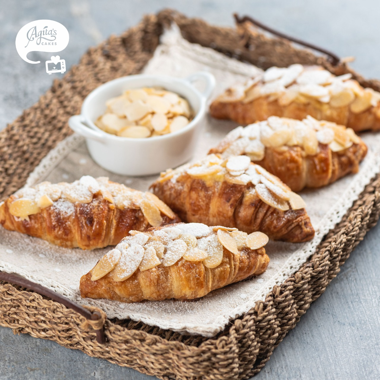 Croissant Almond