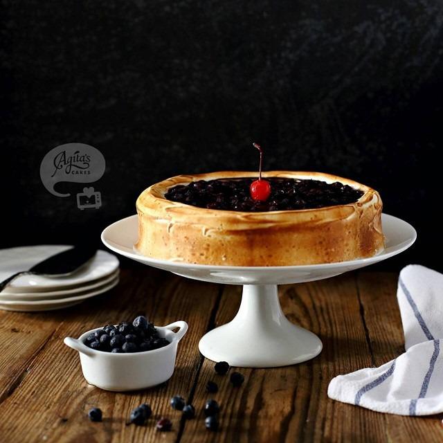 PO - Blueberry Cheesecake