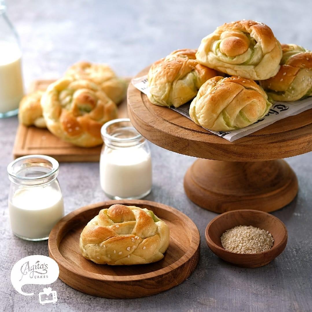Roti Kacang Ijo