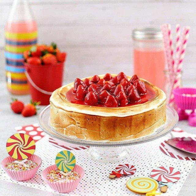 PO-Strawberry Cheesecake